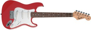Squier 'Mini' - Torino Red