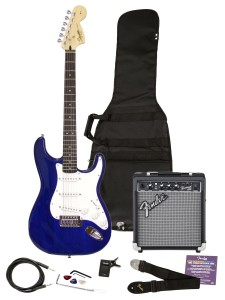 "Squier by Fender ""Stop Dreaming, Start Playing"" Set"