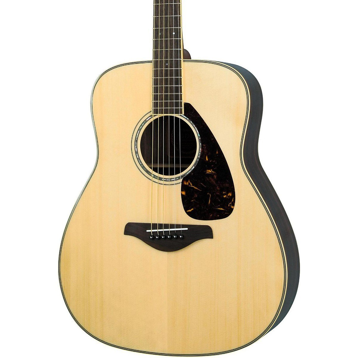 Yamaha FG730S Solid Acoustic Guitar