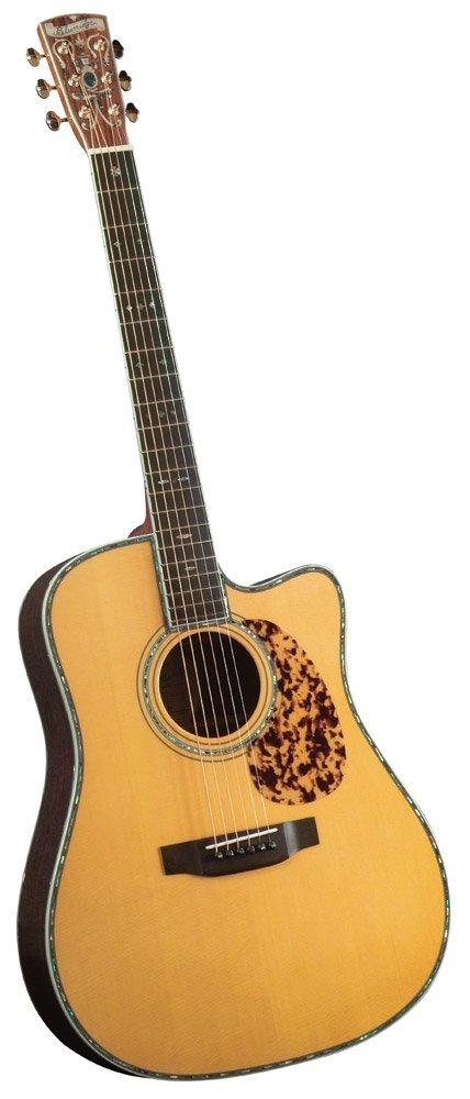 Blueridge BR-180CE Historic Premium East Indian Rosewood Dreadnaught Guitar