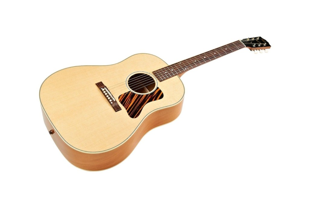 Gibson J-35 Acoustic Electric Round Shoulder Guitar