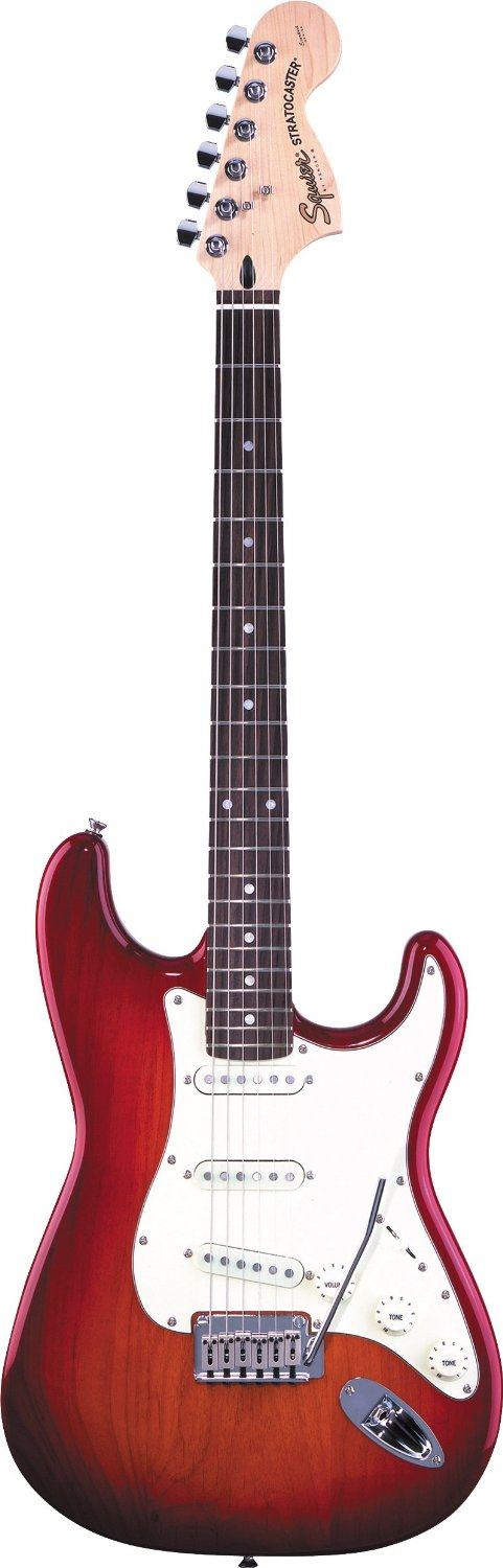 Squier Standard Stratocaster LTD Electric Guitar