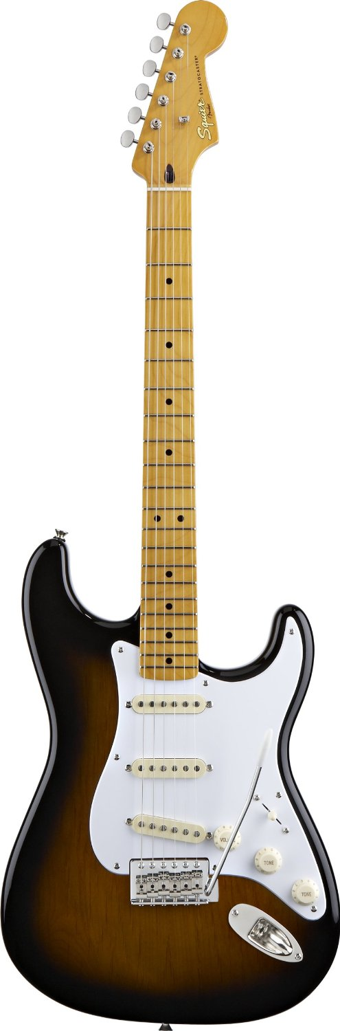 Squier Classic Vibe Stratocaster 50s Electric Guitar