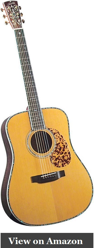 Blueridge BR-180 Acoustic Guitar Review
