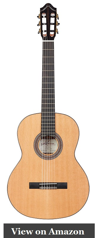 Kremona Artist Series Solea Nylon String Acoustic Guitar Review