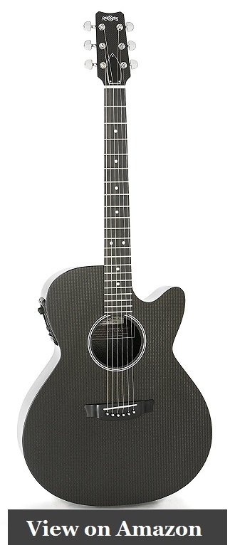 RainSong Hybrid Series H-WS1000N2 Acoustic Guitar Review