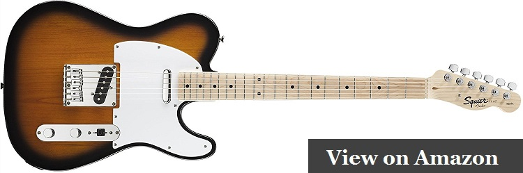 Squier by Fender Affinity Telecaster Beginner Electric Guitar Review