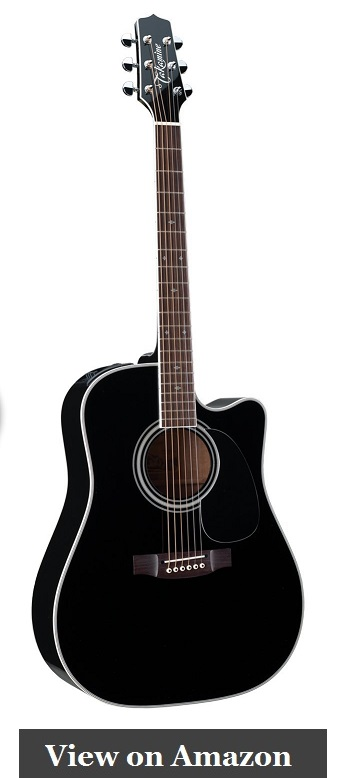 Takamine EF341SC Pro Series Acoustic Guitar Review